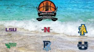 College basketball fans get an early taste of competition frenzy at the annual Jamaica Classic where eight National Collegiate Athletic Association (NCAA) teams compete in the tournament in the beautiful city of Montego Bay.
