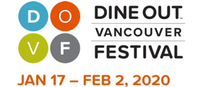 Dine Out Vancouver 2020 New Logo