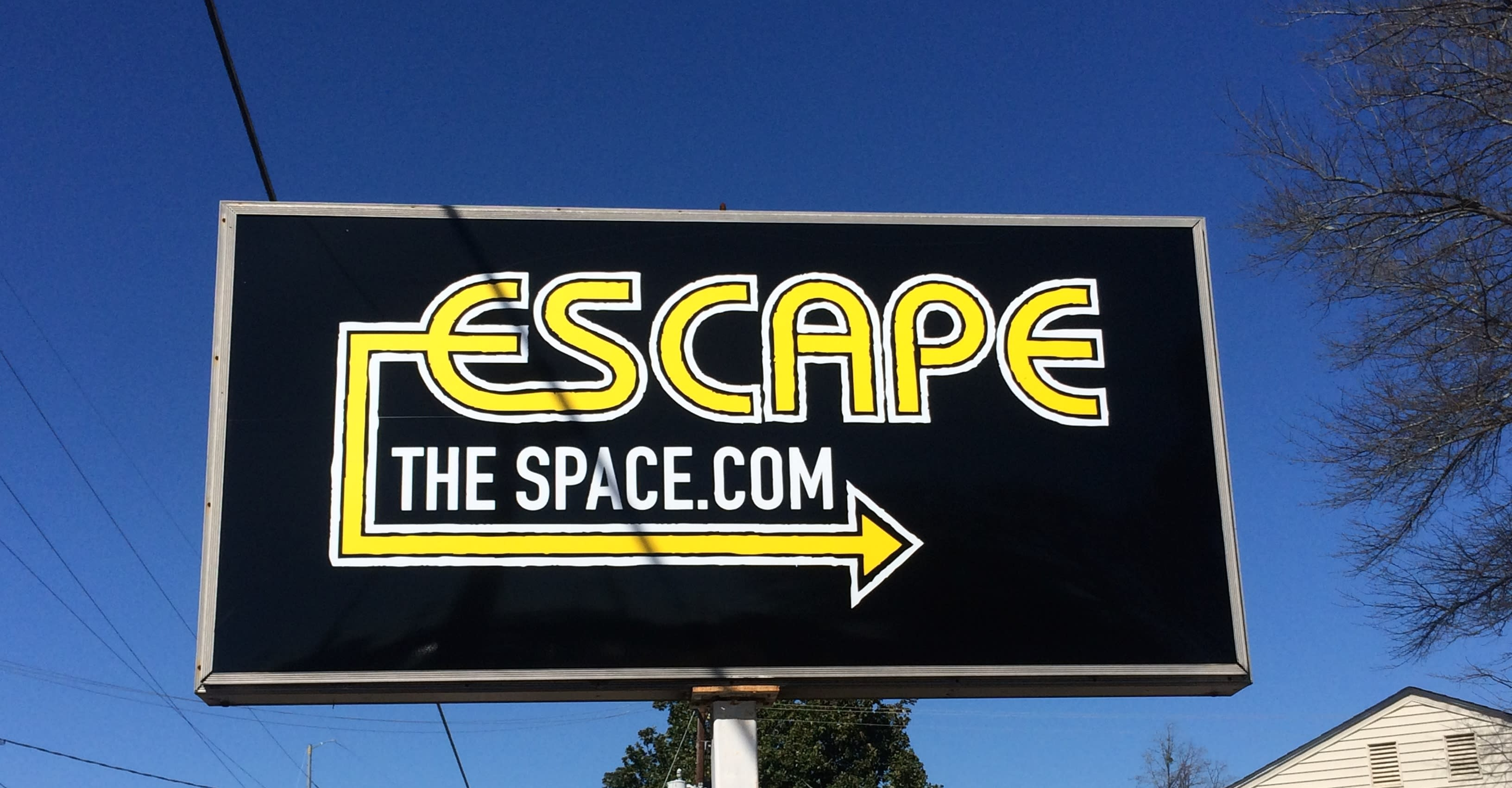 Escape the Space