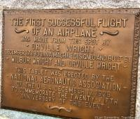 America's First Flight, Wright Brothers Memorial