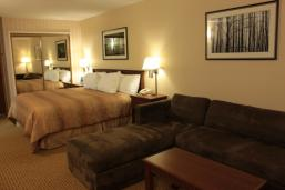 Deluxe King Room Manitoba