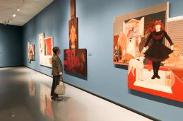 Esther Warkov: Paintings, 1960s to 1980s, Winnipeg Art Gallery