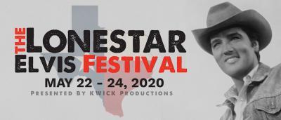 Lonestar Elvis Festival PAC live event