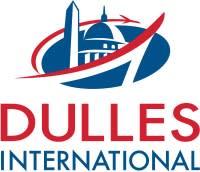 Dulles International Airport Logo