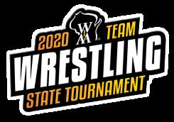 WIAA Team Wrestling 2020 logo