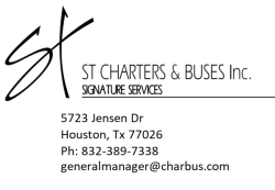 ST Charters and Buses 2