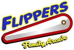 Flippers Arcade Logo