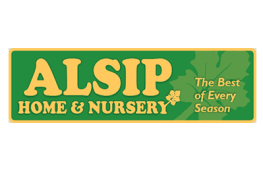 Alsip Home and Nursery logo