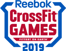 2019 CrossFit Games Logo