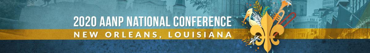 AANP Conference logo
