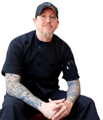 Byway Brewery Chef Brian Rance