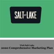 2020 Comprehensive Marketing Plan Cover