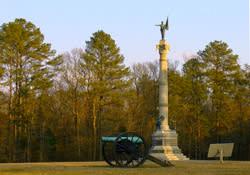 Chickamauga Battlefield Rodger Ling