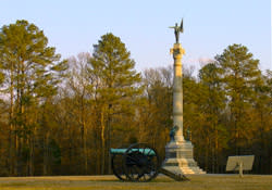 Chickamauga Battlefied