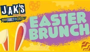 JAK'S Easter Brunch