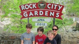 365 Atlanta Family_Rock City 2012