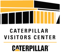 Caterpillar Visitors Center logo