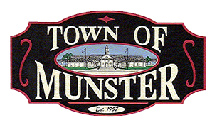 Town of Munster logo