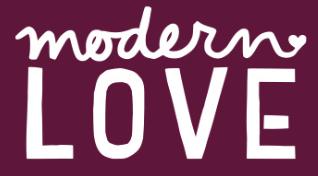 Modern Love logo