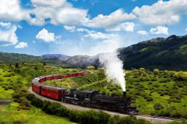 Scenic Train Tours - Steam Engine Train Rides - Albuquerque