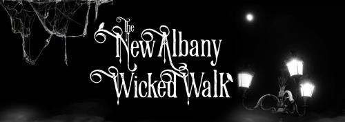 New Albany Wicked Walk graphic