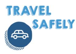 DTO Travel Safely Icon