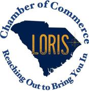 Loris Chamber of Commerce logo