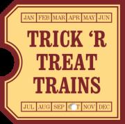 Trick R Treat Trains
