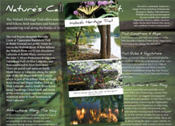 wabash trail brochure cover