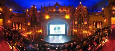Gasparilla International Film Festival screening at the Tampa Theatre