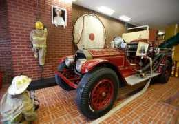 The Rock Hill Fire Department Museum