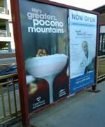 Winter 2015/16 - Transit - Platform Poster - Cove Haven Entertainment Resorts