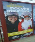 Winter 2015/16 - Transit - Platform Poster - Woodloch Resort