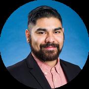 Omar Lozano, Director of Music Marketing at Visit Austin
