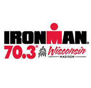 Ironman 70.3 Wisconsin 2017 Logo