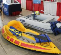 Inflatable Watercraft