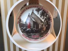 2016 Christmas Ornament