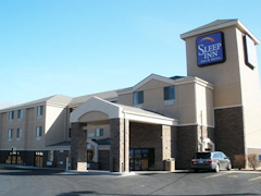 Sleep Inn Suites Small