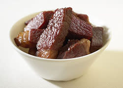 dried beef