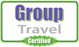 Group Travel Certified logo