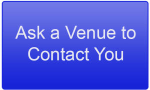 Ask avenue button blue border