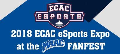 ECAC eSports Expo 2018