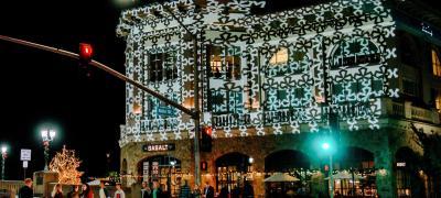 Napa Lighted Art Festival - Basalt