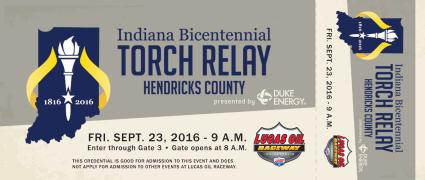 Bicentennial Lucas Oil Raceway ticket
