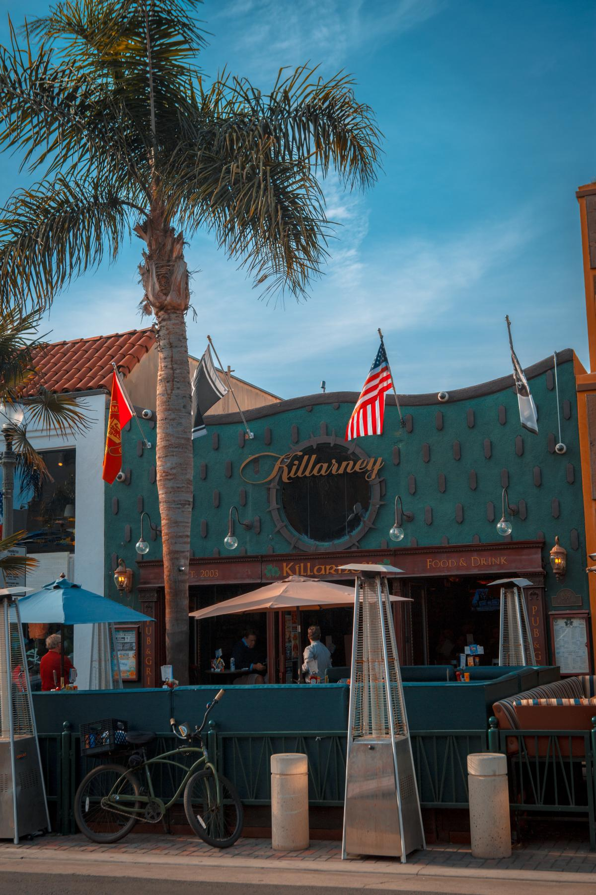 Killarney's in Huntington Beach