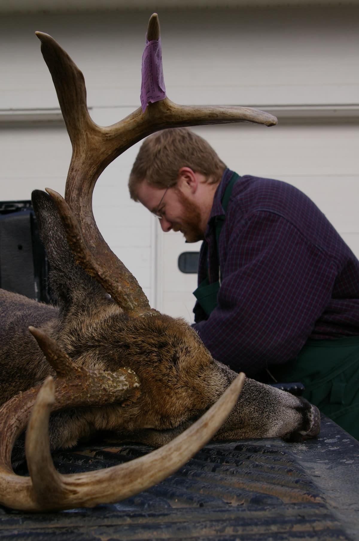 Deer Hunting in Michigan's Great Lakes Bay