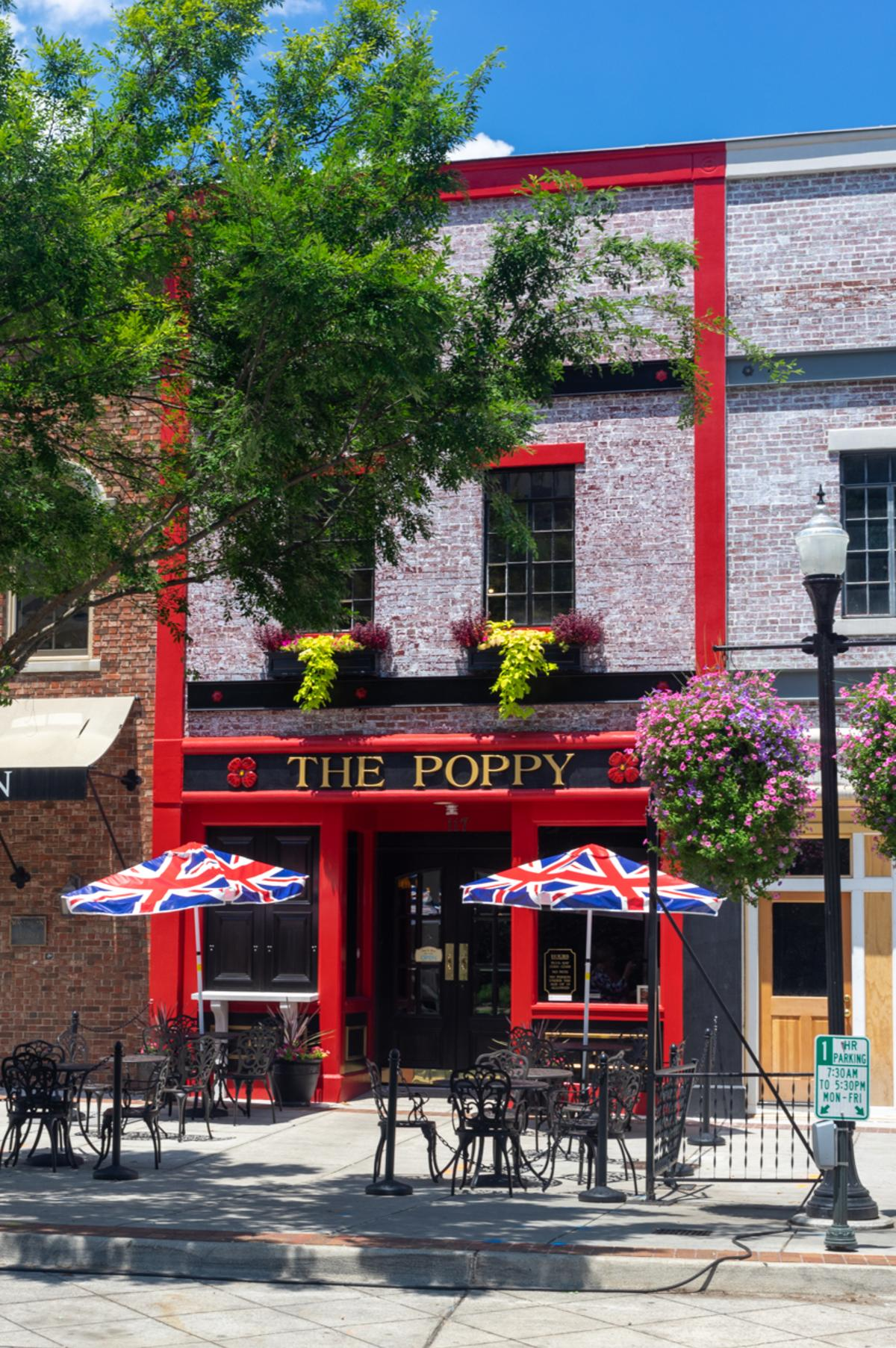 The Poppy in Huntsville Alabama