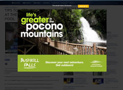 2015 Spring/Summer Online - 6abc - Bushkill Falls