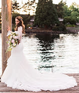 Marina Park Wedding Photo