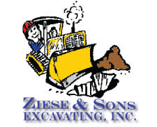 Ziese-and-Sons-Excavating logo